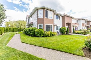 """Photo 2: 32 46350 CESSNA Drive in Chilliwack: Chilliwack E Young-Yale Townhouse for sale in """"HAMLEY ESTATES"""" : MLS®# R2173912"""