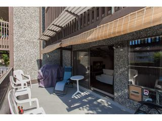 """Photo 19: 118 9682 134 Street in Surrey: Whalley Condo for sale in """"Parkwoods"""" (North Surrey)  : MLS®# R2175006"""