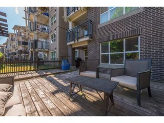 "Photo 19: 118 5775 IRMIN Street in Burnaby: Metrotown Condo for sale in ""MacPherson Walk"" (Burnaby South)  : MLS®# R2190035"