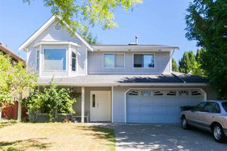 Photo 1: 3246 272B Street in Langley: Aldergrove Langley House for sale : MLS®# R2190471
