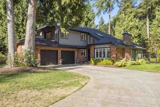 "Photo 1: 6059 237A Place in Langley: Salmon River House for sale in ""Tall Timbers"" : MLS®# R2202249"