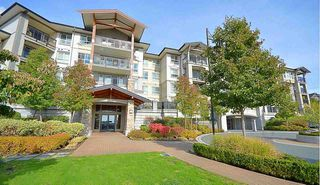 "Photo 1: 519 3050 DAYANEE SPRINGS Boulevard in Coquitlam: Westwood Plateau Condo for sale in ""BRIDGES"" : MLS®# R2213004"