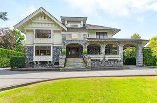 Photo 1:  in Vancouver: Shaughnessy House for sale (Vancouver West)  : MLS®# R2227930