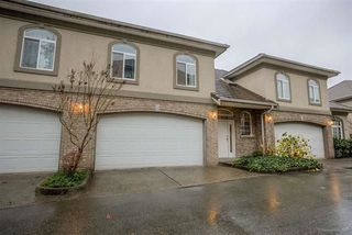 """Photo 1: 5 915 FORT FRASER Rise in Port Coquitlam: Citadel PQ Townhouse for sale in """"BRITTANY PLACE"""" : MLS®# R2230819"""