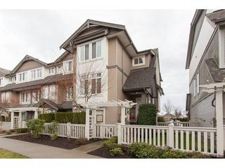"Photo 1: 6 8250 209B Street in Langley: Willoughby Heights Townhouse for sale in ""Outlook"" : MLS®# R2233162"
