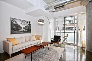Photo 3: 201 Carlaw Ave Unit #403 in Toronto: South Riverdale Condo for sale (Toronto E01)  : MLS®# E4048607