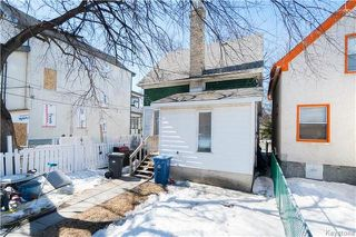 Photo 15: 431 Banning Street in Winnipeg: West End Residential for sale (5C)  : MLS®# 1807821