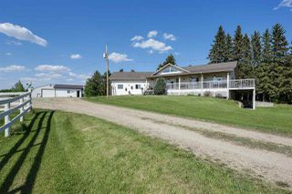 Main Photo: 23524 Township Road 495: Rural Leduc County House for sale : MLS®# E4112400