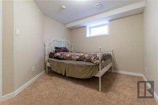 Photo 17: 18 Purple Sage Crescent in Winnipeg: Sage Creek Residential for sale (2K)  : MLS®# 1820300