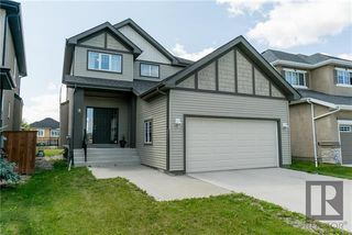 Photo 1: 18 Purple Sage Crescent in Winnipeg: Sage Creek Residential for sale (2K)  : MLS®# 1820300
