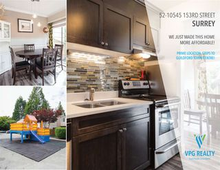 """Photo 20: 52 10545 153 Street in Surrey: Guildford Townhouse for sale in """"Guildford Mews"""" (North Surrey)  : MLS®# R2294818"""
