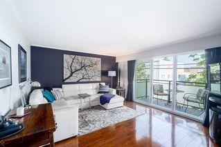 Photo 1: 206 2255 YORK Avenue in Vancouver: Kitsilano Condo for sale (Vancouver West)  : MLS®# R2298302