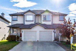 Main Photo: 695 MCALLISTER Loop in Edmonton: Zone 55 House Half Duplex for sale : MLS®# E4131666