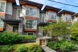 "Photo 1: 3 3025 BAIRD Road in North Vancouver: Lynn Valley Townhouse for sale in ""Vicinity"" : MLS®# R2315112"