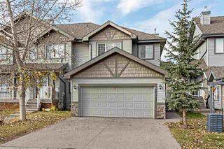 Main Photo: 2708 TERWILLEGAR Way in Edmonton: Zone 14 House Half Duplex for sale : MLS®# E4133312