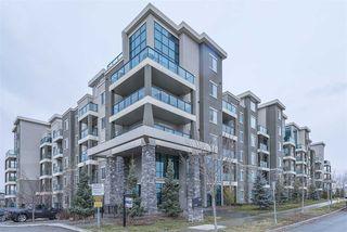 Main Photo: 301 1238 Windermere Way S in Edmonton: Zone 56 Condo for sale : MLS®# E4134196