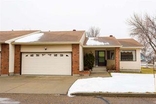 Main Photo: 10650 153 Avenue in Edmonton: Zone 27 House Half Duplex for sale : MLS®# E4134445