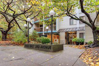 """Photo 15: 116 1422 E 3RD Avenue in Vancouver: Grandview VE Condo for sale in """"La Contessa"""" (Vancouver East)  : MLS®# R2321442"""