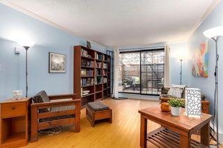 """Photo 2: 116 1422 E 3RD Avenue in Vancouver: Grandview VE Condo for sale in """"La Contessa"""" (Vancouver East)  : MLS®# R2321442"""
