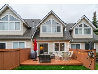 "Photo 16: 2 19948 WILLOUGHBY Way in Langley: Willoughby Heights Townhouse for sale in ""Cranbrook Court"" : MLS®# R2324566"
