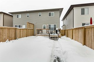 Photo 27: 104 RICHMOND Link: Fort Saskatchewan House Half Duplex for sale : MLS®# E4141429