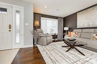 Photo 3: 104 RICHMOND Link: Fort Saskatchewan House Half Duplex for sale : MLS®# E4141429