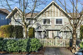 "Photo 1: 61 15175 62A Avenue in Surrey: Sullivan Station Townhouse for sale in ""Brooklands"" : MLS®# R2338898"