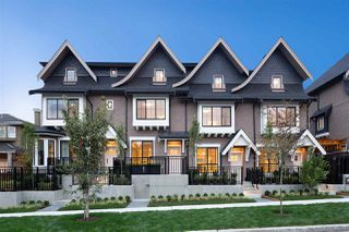 "Main Photo: 8131 SHAUGHNESSY Street in Vancouver: Marpole Townhouse for sale in ""Shaughnessy Residences"" (Vancouver West)  : MLS®# R2339791"