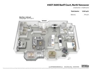 """Photo 20: 407 3680 BANFF Court in North Vancouver: Northlands Condo for sale in """"Parkgate Manor"""" : MLS®# R2340085"""