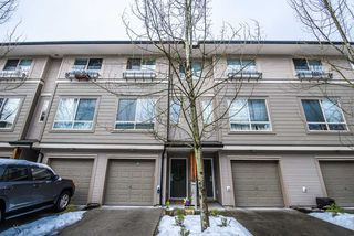 "Photo 1: 13 301 KLAHANIE Drive in Port Moody: Port Moody Centre Townhouse for sale in ""CURRENTS IN KLAHANIE"" : MLS®# R2340343"