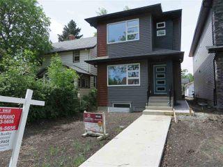Main Photo: 11022 108 Street in Edmonton: Zone 08 House for sale : MLS®# E4144044