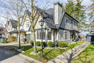 "Main Photo: 36 18883 65 Avenue in Surrey: Cloverdale BC Townhouse for sale in ""APPLEWOOD"" (Cloverdale)  : MLS®# R2344088"