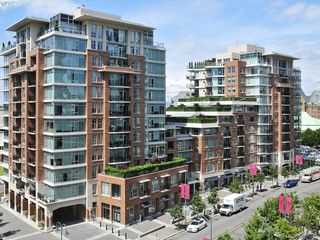Photo 1: N302 737 Humboldt Street in VICTORIA: Vi Downtown Condo Apartment for sale (Victoria)  : MLS®# 407041