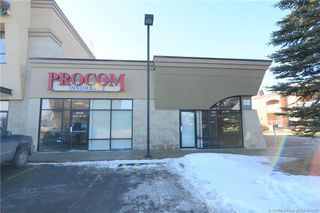 Main Photo: D105&D106 5212 48 Street in Red Deer: RR Downtown Red Deer Commercial for sale or lease : MLS®# CA0161089