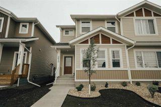 Photo 1: 2610 19A Avenue in Edmonton: Zone 30 House Half Duplex for sale : MLS®# E4149532