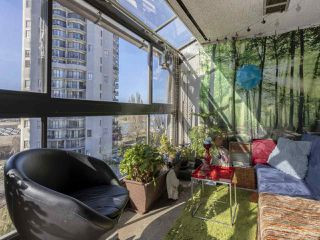 """Photo 4: 702 1040 PACIFIC Street in Vancouver: West End VW Condo for sale in """"CHELSEA TERRACE"""" (Vancouver West)  : MLS®# R2357124"""