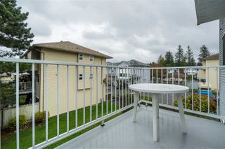 "Photo 18: 30 3087 IMMEL Street in Abbotsford: Central Abbotsford Townhouse for sale in ""Clayburn Estates"" : MLS®# R2359135"