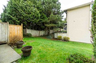 "Photo 20: 30 3087 IMMEL Street in Abbotsford: Central Abbotsford Townhouse for sale in ""Clayburn Estates"" : MLS®# R2359135"