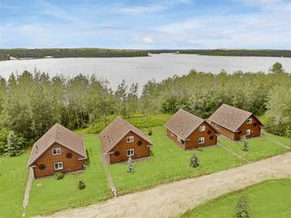 Main Photo: 173025 TWP RD 654: Rural Athabasca County Cottage for sale : MLS®# E4153970