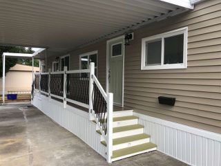 """Photo 20: 27 7790 KING GEORGE Boulevard in Surrey: East Newton Manufactured Home for sale in """"Crispen Bays"""" : MLS®# R2381622"""