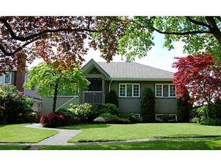 Photo 5: 5465 ELIZABETH Street in Vancouver West: Home for sale : MLS®# V1012301