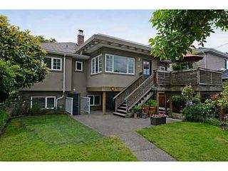 Photo 8: 5465 ELIZABETH Street in Vancouver West: Home for sale : MLS®# V1012301