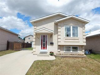 Photo 1: 73 Shauna Way in Winnipeg: Harbour View South Residential for sale (3J)  : MLS®# 1917899