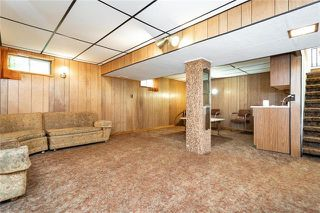 Photo 17: 96 Minnetonka Street in Winnipeg: Bright Oaks Residential for sale (2C)  : MLS®# 1920054