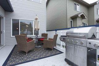 Photo 23: 17305 73 Street in Edmonton: Zone 28 House Half Duplex for sale : MLS®# E4175387