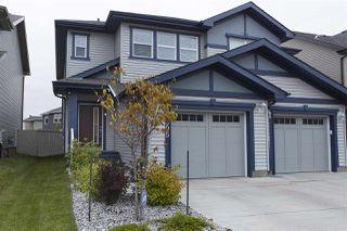 Photo 1: 17305 73 Street in Edmonton: Zone 28 House Half Duplex for sale : MLS®# E4175387