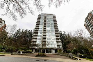 "Main Photo: 1508 5639 HAMPTON Place in Vancouver: University VW Condo for sale in ""University"" (Vancouver West)  : MLS®# R2440762"