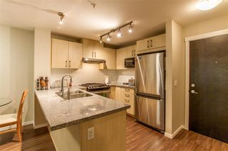 "Photo 3: 316 3156 DAYANEE SPRINGS Boulevard in Coquitlam: Westwood Plateau Condo for sale in ""TAMARACK"" : MLS®# R2455301"