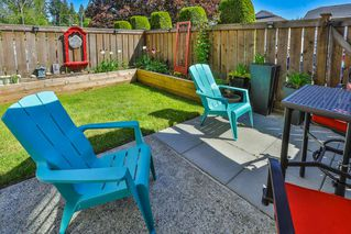 Photo 19: 3 2352 PITT RIVER ROAD in Port Coquitlam: Mary Hill Townhouse for sale : MLS®# R2369177