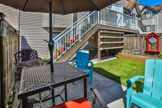 Photo 18: 3 2352 PITT RIVER ROAD in Port Coquitlam: Mary Hill Townhouse for sale : MLS®# R2369177